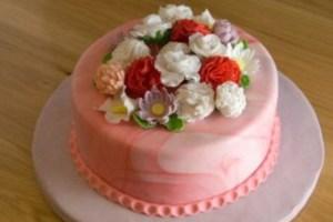 kue ulang tahun anak cantik